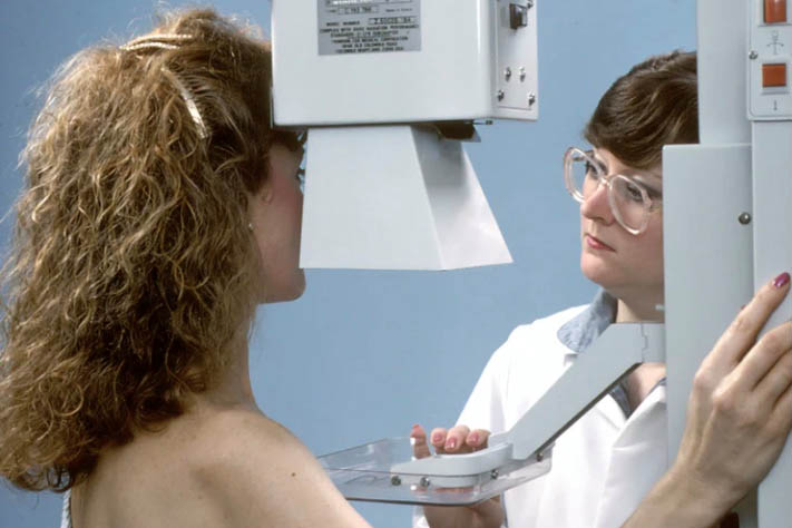 The mammogram that changed my life