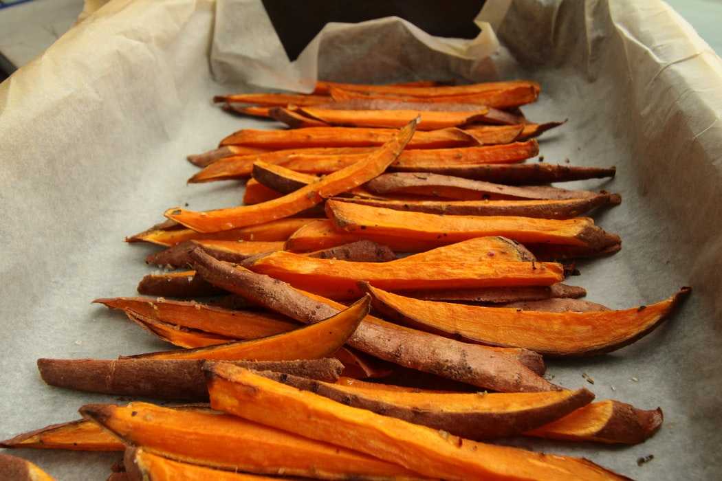 Sweet potatoes How to keep your eyes healthy during the pandemic and beyond