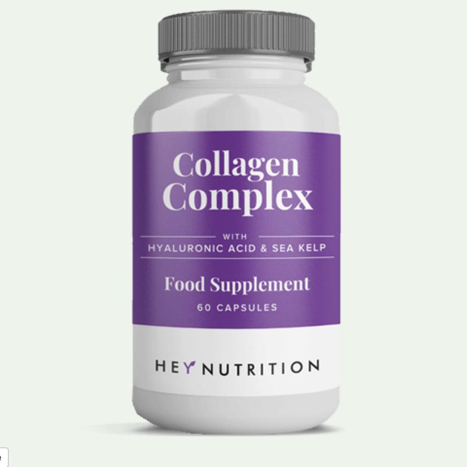 Hey Nutrition Marine Collagen Complex Top Rated Collagen Supplement Favourites