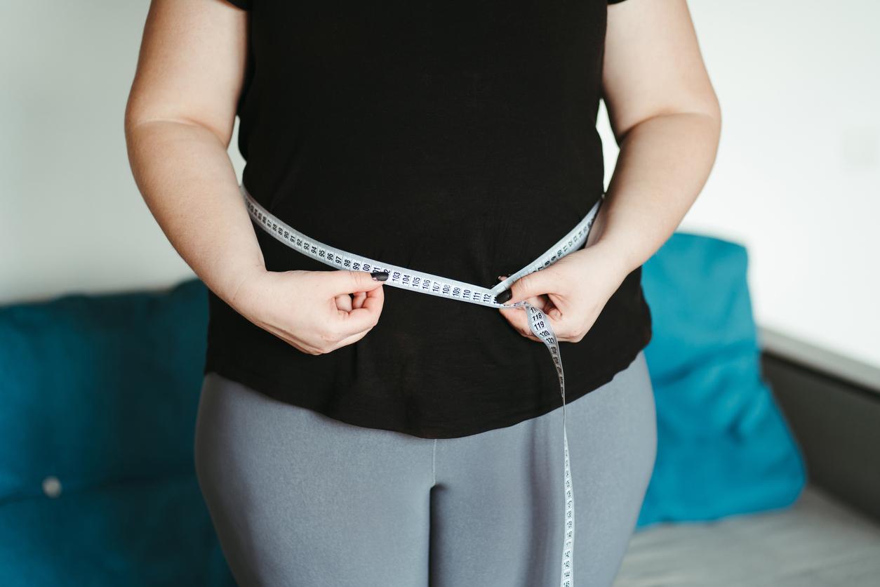 Waist Tape Measure Fasting 4 Menopause